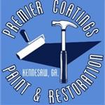 Premier Coatings Painting & Restoration Logo