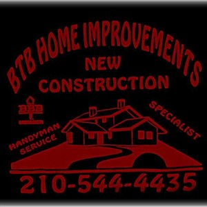 Btb Home Improvement & Remodeling Logo