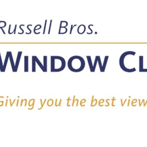 Russell Bros Window Cleaning Logo