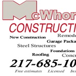 Mcwhorter Construction Logo