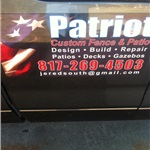 Patriot Custom Fence and Patio Cover Photo