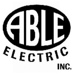 Able Electric Inc Logo