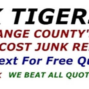 Junk Tiger Hauling Cover Photo