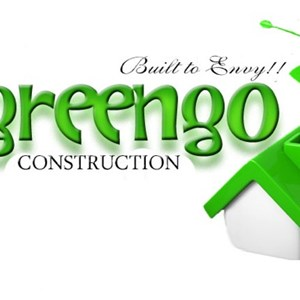 Greengo Construction LLC Logo