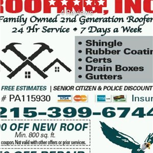1st Choice Roofing inc Logo