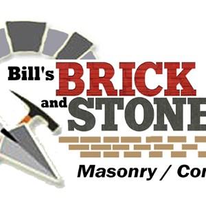 Bills Brick & Stone Repair Logo