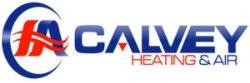 Calvey Heating & Air Logo