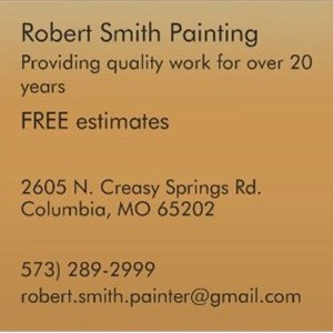Robert Smith Painting Cover Photo