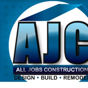 All Jobs Construction, Inc. Logo