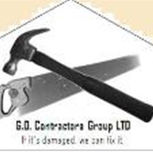 G.o. Contractors Group, Ltd. Logo