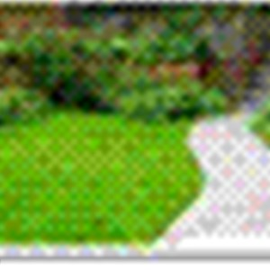 Precision Landscaping Logo
