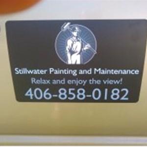 Stillwater Window Cleaning Logo