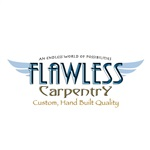 Flawless Carpentry Logo