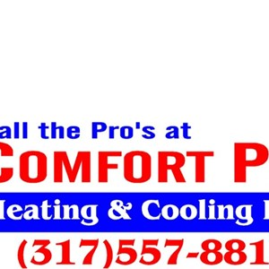 Comfort Pro Heating & Cooling Logo