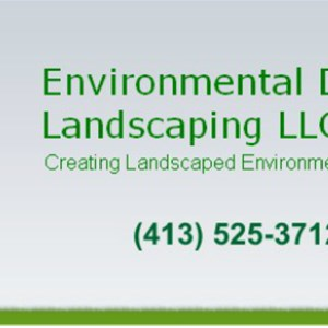 Environmental Design & Landscaping LLC Logo