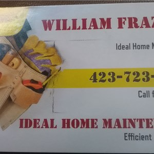 Fraziers remodeling  and auto repair Logo
