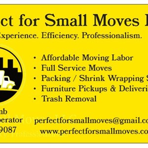 Perfect for Small Moves LLC Cover Photo
