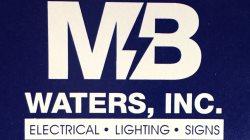M B Waters Inc Logo
