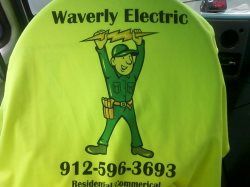 Waverly Electric Logo