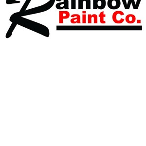 Rainbow Paint CO Logo