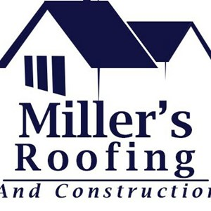 Millers Roofing & Construction Logo