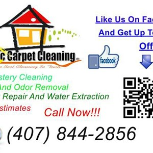 Magic Carpet Cleaning Cover Photo