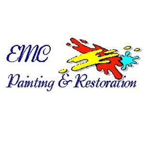 Emc Painting & Restoration Logo