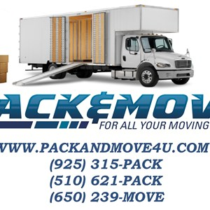Pack and Move Logo