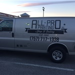 All-pro Painting, Inc. Logo