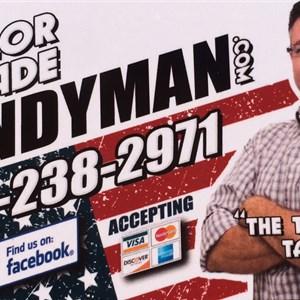 Taylor Made Handyman Logo