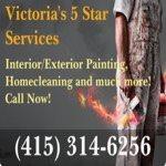 Victorias 5 Star Services - LuvUrPet, LLC. # 6256145 Logo
