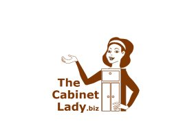 The Cabinet Lady in Riverside, California