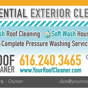 Roof Cleaner Cover Photo