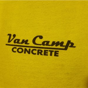 Van Camp Concrete Cover Photo