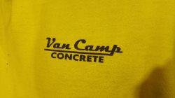 Van Camp Concrete Logo