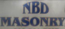 Nbd Masonry,llc Logo