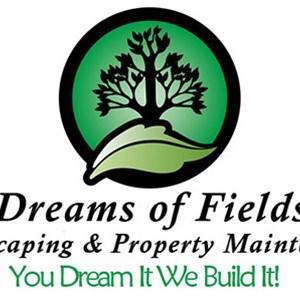 Dream of Fields Landscaping Logo
