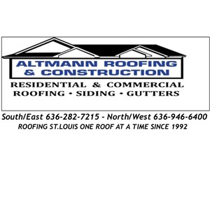 Altmann Roofing And Construction, LLC Logo