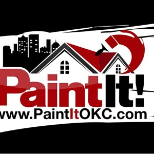 Paint It! OKC Logo