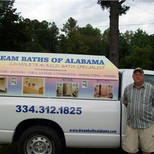 Dream Baths of Alabama LLC Logo