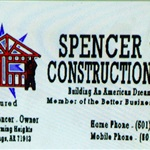 Spencer Construction LLC Cover Photo