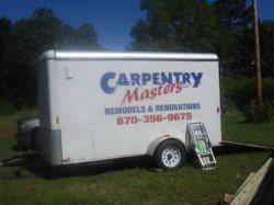 Carpentry Masters LLC Logo