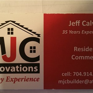 Mjc Renovations, LLC Logo