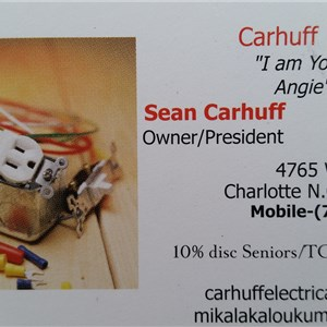 Carhuff Enterprises Logo