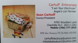 Carhuff Enterprises Logo
