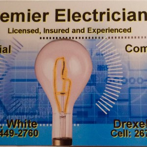 Premier Electricians Cover Photo