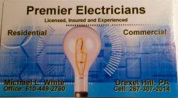 Premier Electricians Logo
