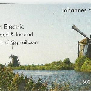 Dutchman Electric Logo
