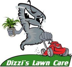 Dizzis Lawncare Logo