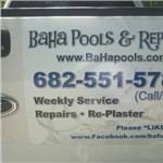Baha Pools & Repairs Logo